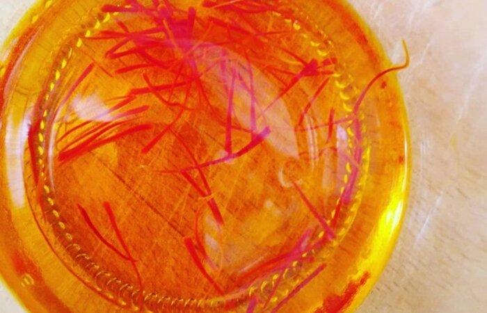 Consuegra and saffron
